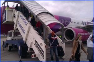 Aankomst Debrecen